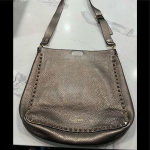 Valentino Rockstud Bronze Crossbody Bag